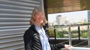 Cynthia Kenyon, vicepresidenta de Investigación en Envejecimiento en Calico
