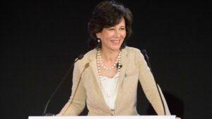 Ana Botín, presidenta de Universia y Banco Santander
