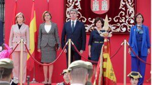 Ángel Garrido, presidente en funciones de la Comunidad de Madrid