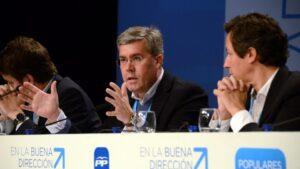 José Enrique Fernández de Moya, secretario de Estado de Hacienda