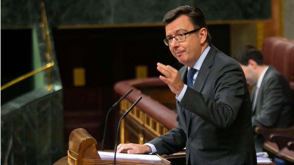 Román Escolano, ministro de Economía y Competitividad
