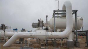 Inicio de operaciones de un Gasoducto