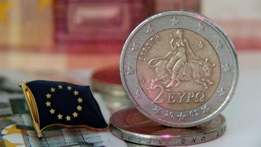 Euro Grecia Europa