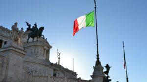 Bandera de Italia