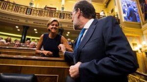Mariano Rajoy y Maria Dolores de Cospedal