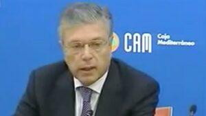 Modesto Crespo, expresidente de la CAM