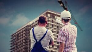 Trabajo construcción vivienda vivienda nueva pisos casas