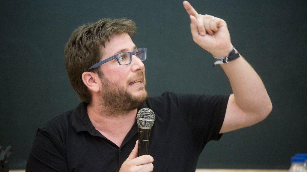 Miguel Urbán, europarlamentario de Podemos