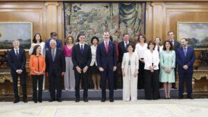 Ministros y ministras