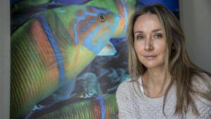 Alexandra Cousteau ha visitado recientemente Madrid