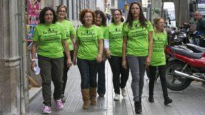 Las Kellys de Madrid.
