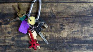 LLaves hipoteca vivienda casa