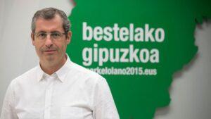 Markel Olano, político del Partido Nacionalista Vasco