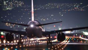 avión aeropuerto