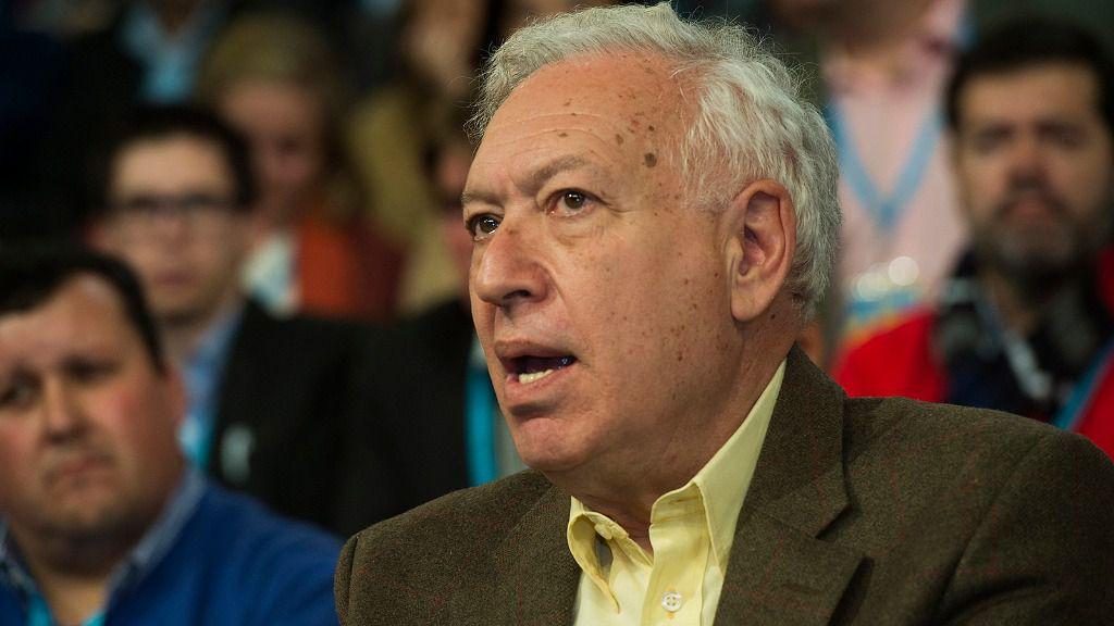 José Manuel García-Margallo, exministro de Asuntos Exteriores