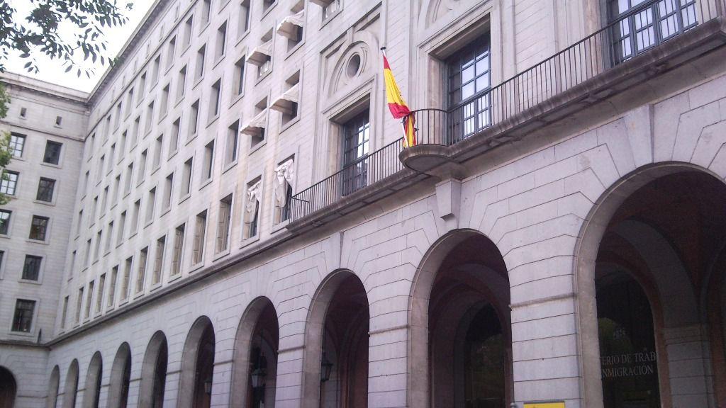 Ministerio de Trabajo e Inmigracion