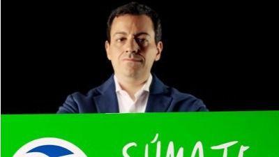 José Luis Bayo, expresidente de NNGG de Valencia y precandidato a liderar el PP