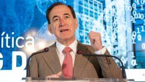 Antonio Hertas, presidente de Mapfre
