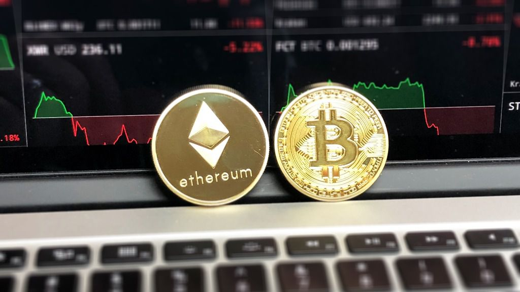Ethereum y bitcoin