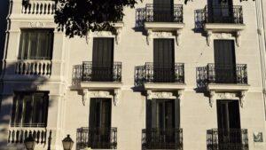 Inmuebles en Madrid.