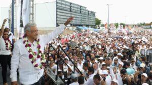 Manuel López Obrador, AMLO.
