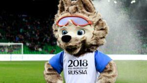 Mascota del Mundial de Rusia 2018