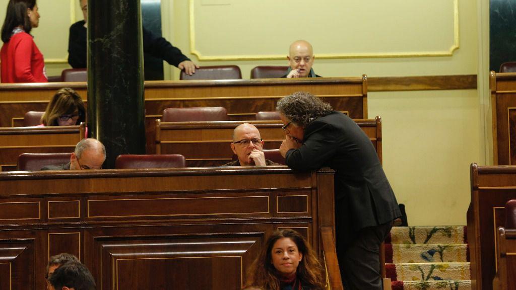 Joan Tarda, diputado del Congreso de Esquerra Republicana de Catalunya