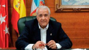 Carlos Ruiperez, Alcalde de Arroyomolinos