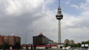 Torre España RTVE piruli TVE television española