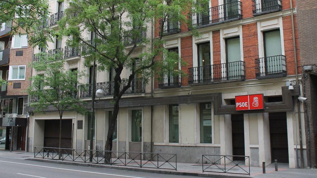 Sede del PSOE