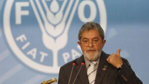 "Luiz Inácio ""Lula"" da Silva, expresidente de Brasil"