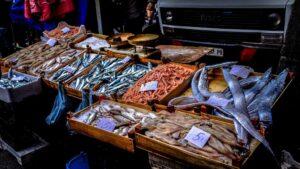 pescaderia pescado mercado
