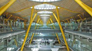aeropuerto madrid barajas adolfo Suarez