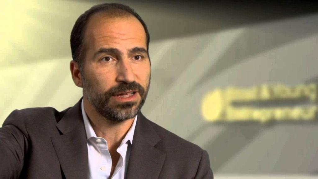 Dara Khosrowshahi, consejero delegado de Uber