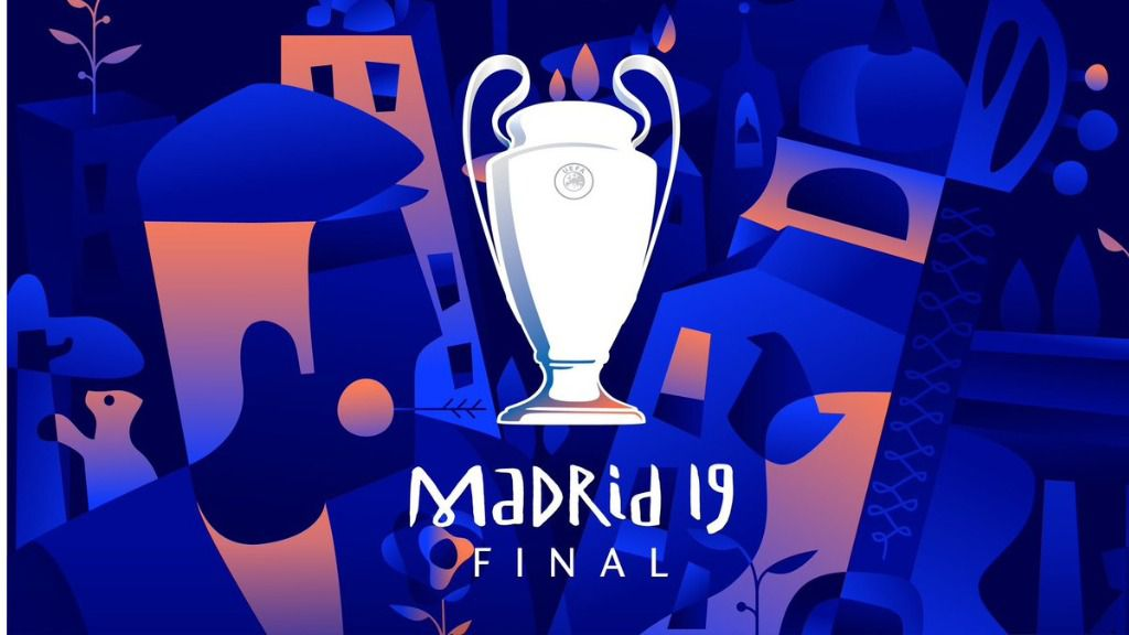 Champions en Madrid
