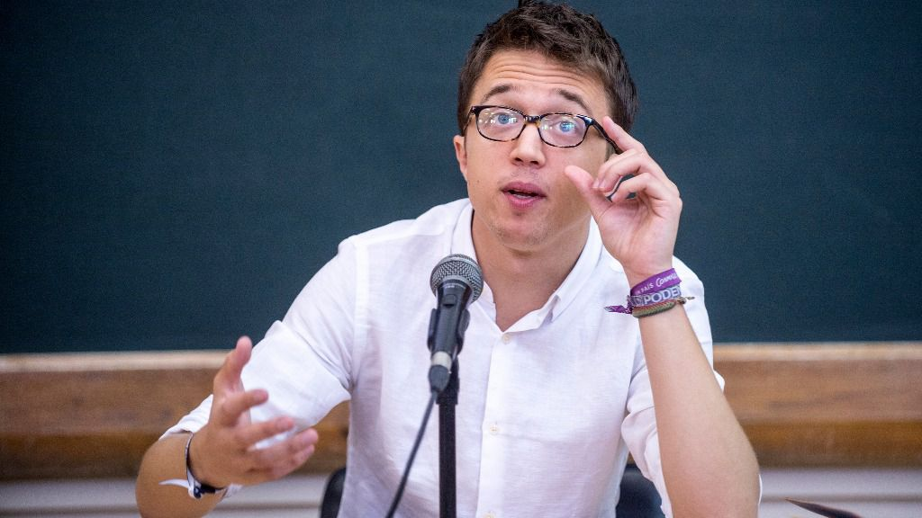 Iñigo Errejón, Secretario de Análisis Estratégico y Cambio Político de Podemos