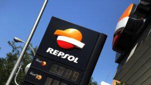 Repsol gasolinera