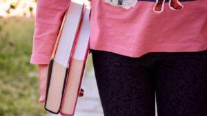 estudiante libros