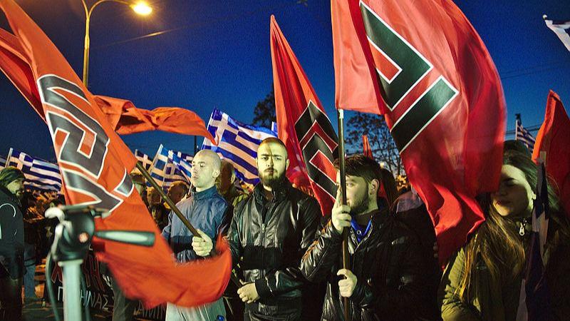 Miembros de Golden Dawn