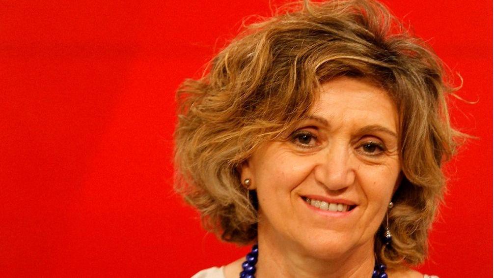 María Luisa Carcedo, secretaria general del Grupo Socialista en el Senado