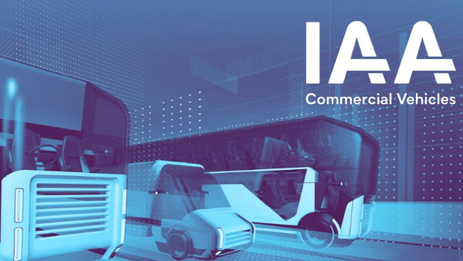 Salón de Vehículos Industriales IAA