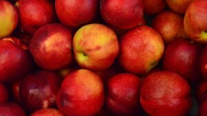 Manzanas fruta