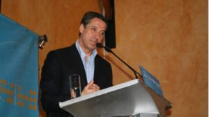 Eduardo Zaplana, exministro de Trabajo