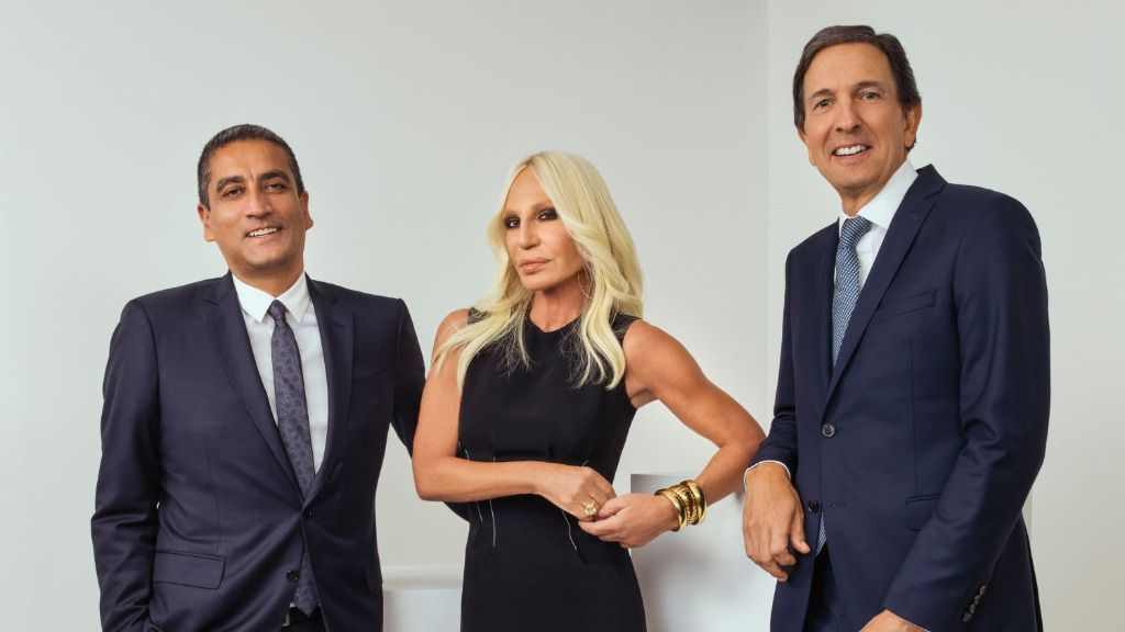 Jonathan Akeroyd, Donatella Versace, John D. Idol