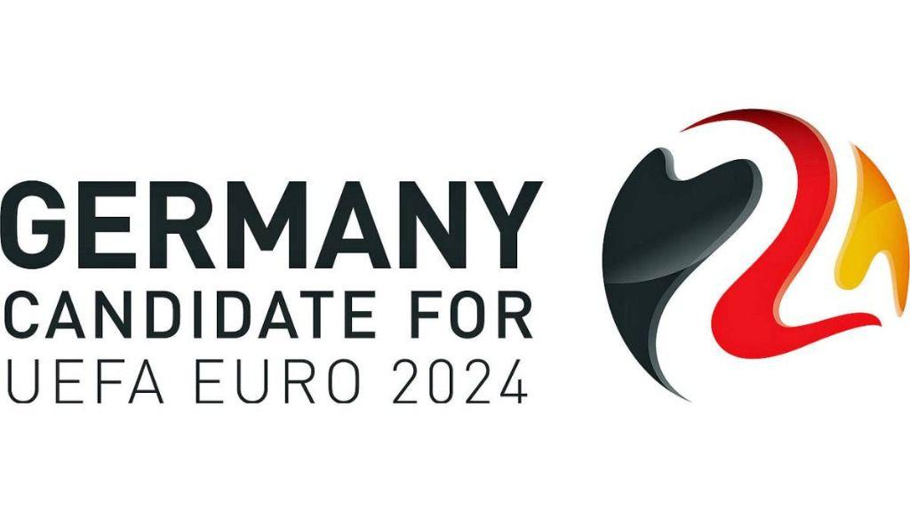Logo de la candidatura de Alemania a la Eurocopa de 2024