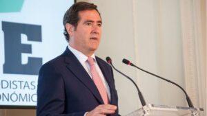 Antonio Garamendi, Vicepresidente de la CEOE y presidente de Cepyme