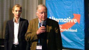 Alexander Gauland, candidato a la cancillería de Alemania por AfD
