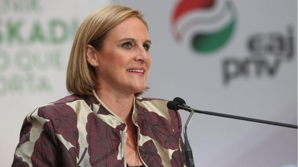 Itxaso Atutxa, presidenta Bizkai Buru Batzar