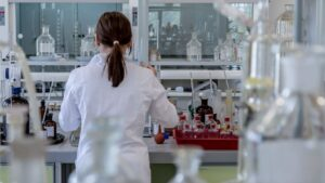 Laboratorio ciencia investigación
