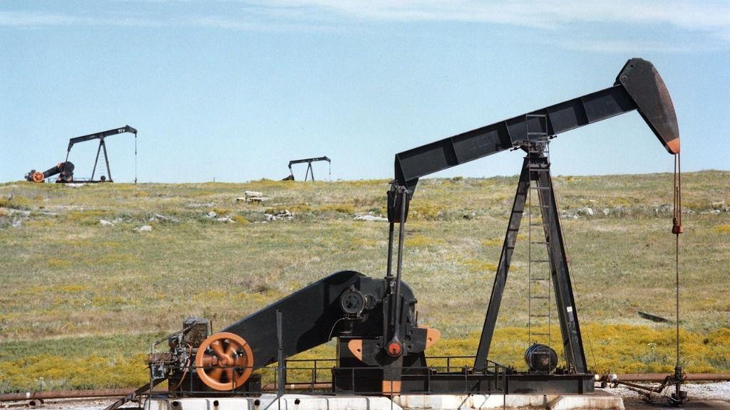 Extración de petróleo
